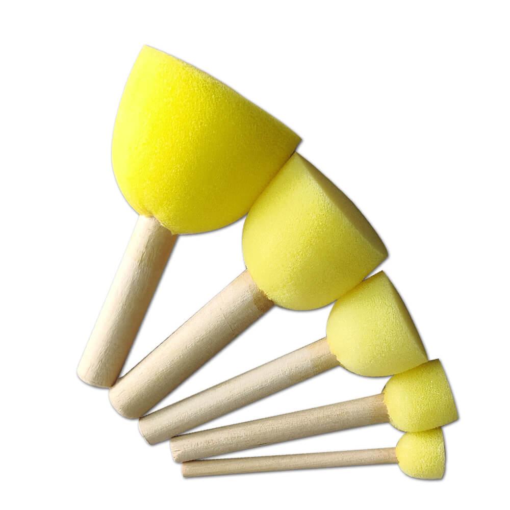 Brush Sponge Set of 5