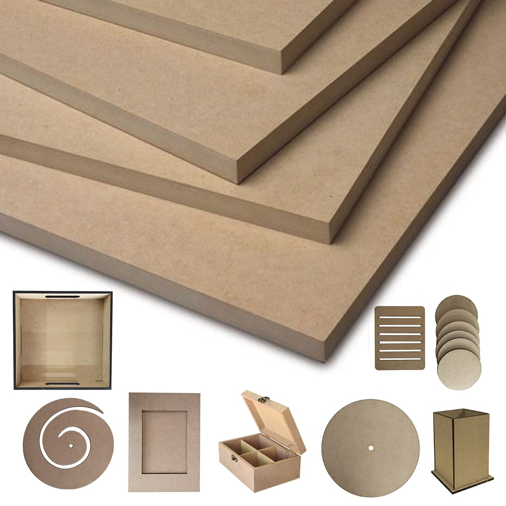 MDF Surfaces